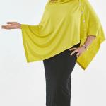 OBR Merino - Button Wrap - Lemonchello