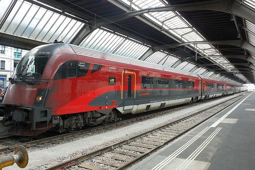 Goodbye Vienna Hello Zürich