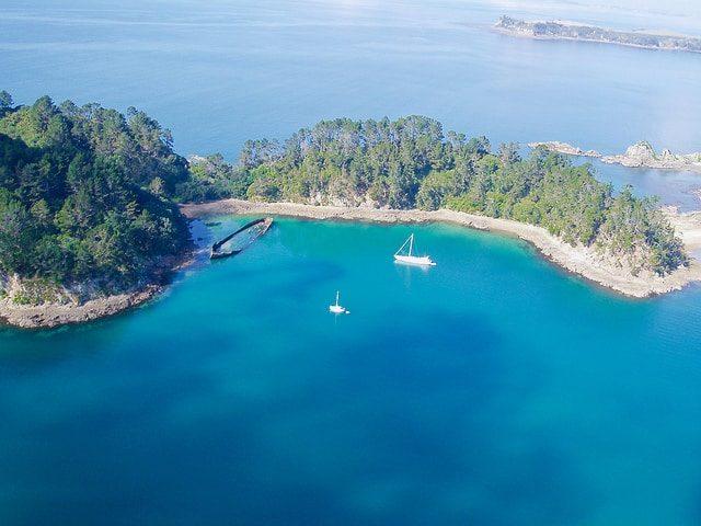 Moturekareka Island