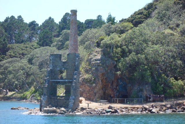 Coppermine Bay