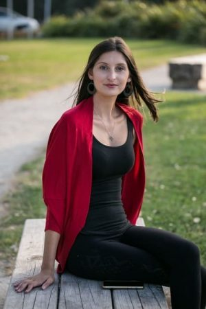 Merino Shrug with Sleeves